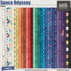 Space Odyssey Papers