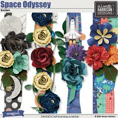 Space Odyssey Borders