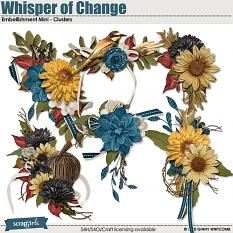 Whisper of Change Clusters