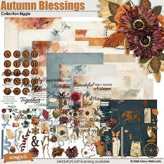 Autumn Blessings Collection Biggie