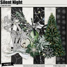 Silent Night Collection Mini by Designs by Helly