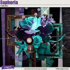 Euphoria Collection Mini by Designs by Helly