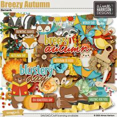 Breezy Autumn Elements