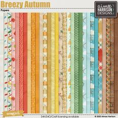 Breezy Autumn Papers