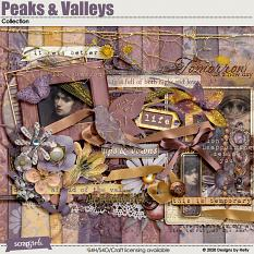 Peaks & Valleys Collection Kit by Designs by Helly