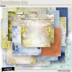 xuxper Sunshiney day Papers