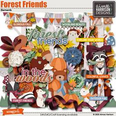 Forest Friends Elements