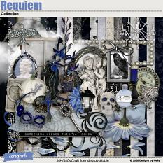 Requiem Collection by Designs by Helly