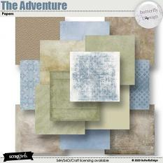 The Adventure Collection details