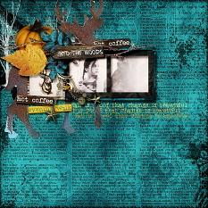 Layout using October Eves by Designs by Helly