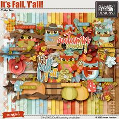 It's Fall Y'all Collection