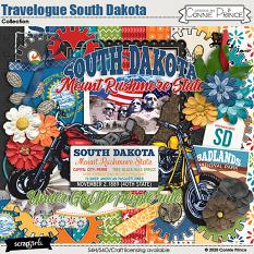 Travelogue: South Dakota by Connie Prince