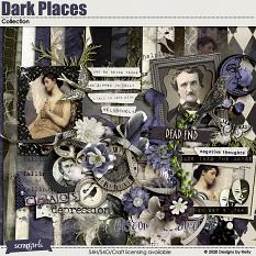 Dark Places Collection by Designs by Helly