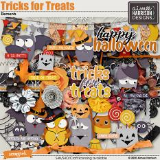 Tricks for Treats Elements