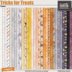 Tricks for Treats Papers