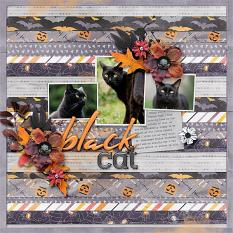 Tricks for Treats Layout