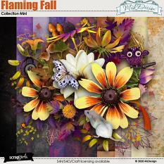 Flaming Fall Collection Mini