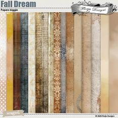 Fall Dream Collection Biggie by Florju Designs