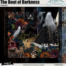 The Boat of Darkness collection