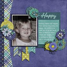 CT Layout using Built In Borders 12x12 Templates Vol 2 by Connie Prince