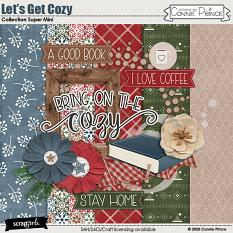 Let's Get Cozy by Connie Prince