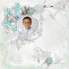 layout using Winter by BeeCreation