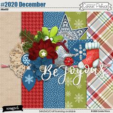 #2020 December by Connie Prince
