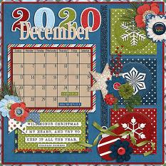 CT Layout using #2020 December