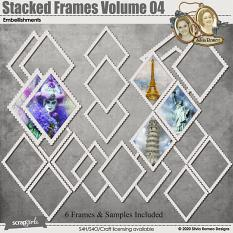 Stacked Frames Volume 04 by Silvia Romeo