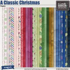 A Classic Christmas Papers
