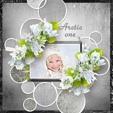layout using Artic Tone by BeeCreation