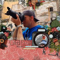 Through the Lens Layout