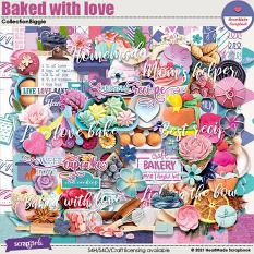 Bakes with love - collection biggie by HeartMade Scrapbook