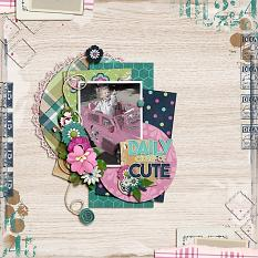 CT Layout using Life Chronicled: Day To Day by Connie Prince