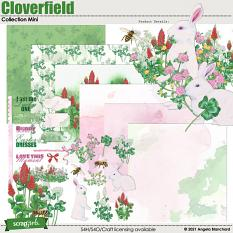 Cloverfield Collection Mini by Angela Blanchard