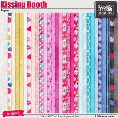Kissing Booth Papers