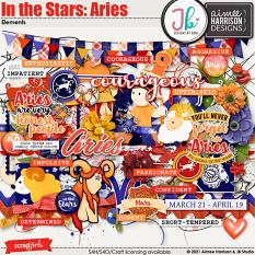 In the Stars: Aries Elements