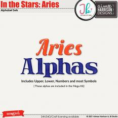 In the Stars: Aries Alphas
