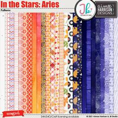 In the Stars: Aries Patterns
