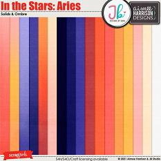 In the Stars: Aries Solids and Ombre