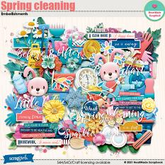 Spring cleaning - elements by HeartMade Scrapbook