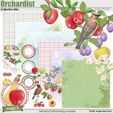 Orchardist Collection Mini by Angela Blanchard