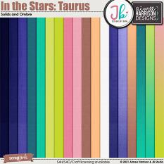 In the Stars: Taurus Solids and Ombres