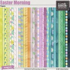 Easter Morning Papers