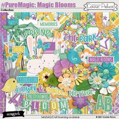 PureMagic: Magic Blooms by Connie Prince