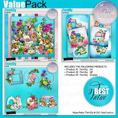 Familly Value Pack