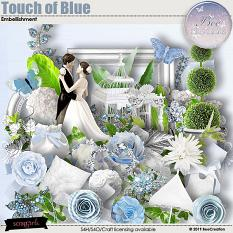 Touch of Blue Value Pack