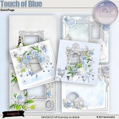 Touch of Blue Album