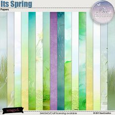 Its Spring Papers