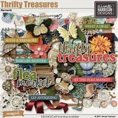 Thrifty Treasures Elements
